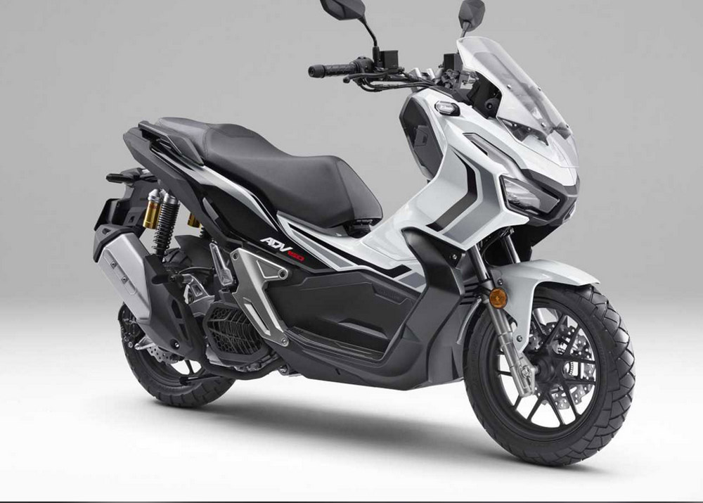 Honda ADV 150 Limited Edition technical specifications